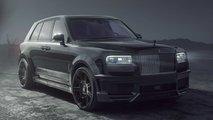 Rolls-Royce Black Badge Cullinan von Spofec: Tuning oder Sünde?