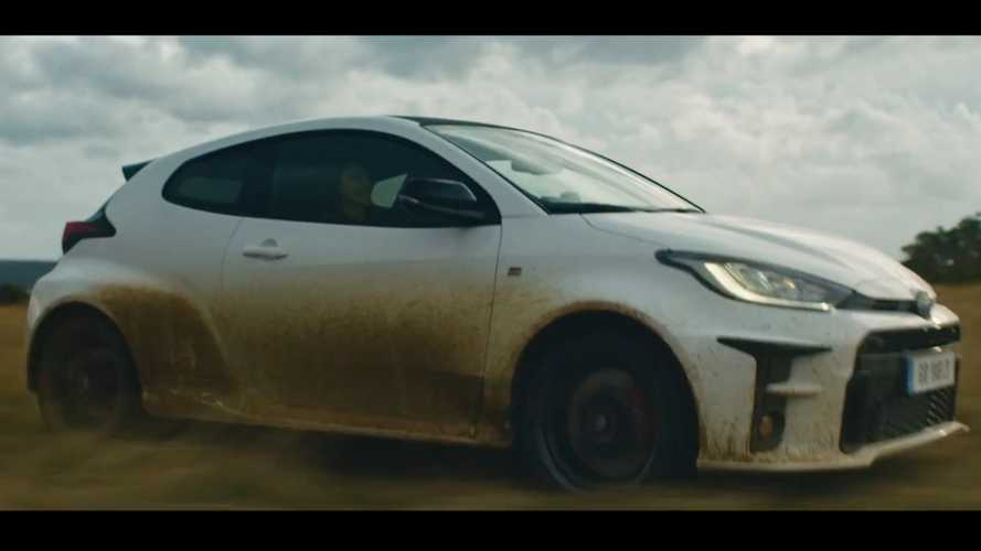 Toyota GR Yaris Shows Its Rally Pedigree In New Ad With Star Driver