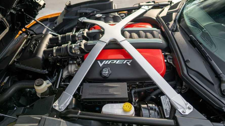 Dodge Viper ACR Extreme 2017