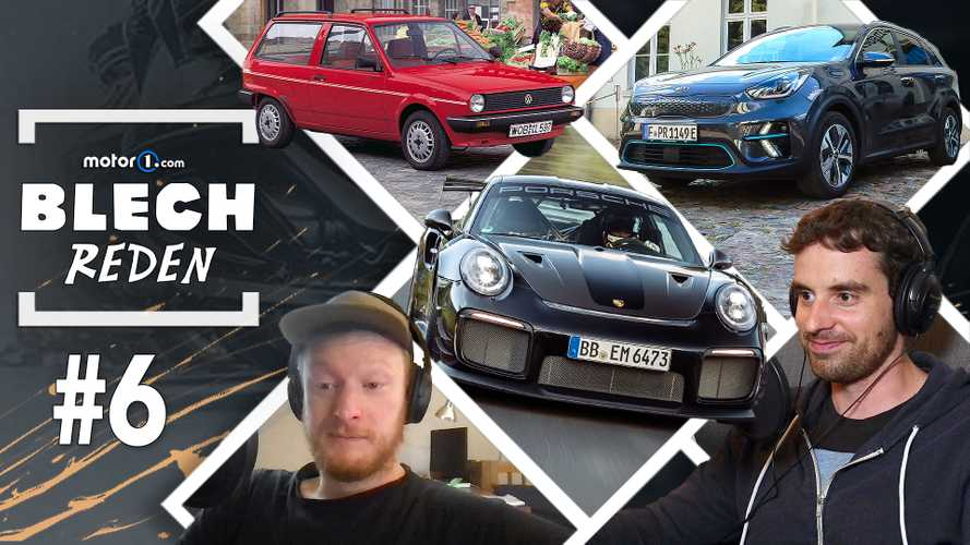 BLECH REDEN #6: Urlaub mit E-Auto und fragwürdiger Porsche-Rekord