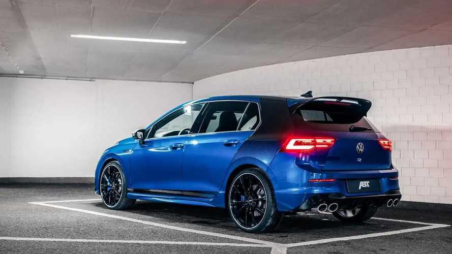 Volkswagen Golf R par ABT