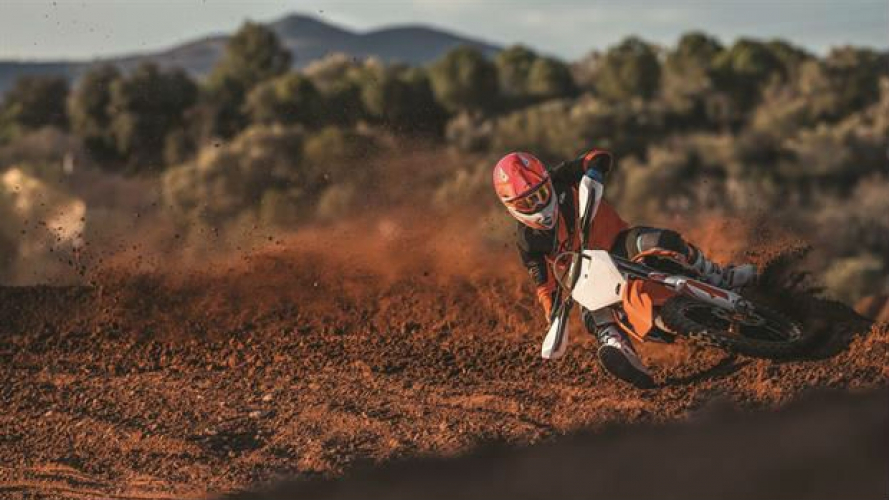 KTM SX, la gamma cross 2019
