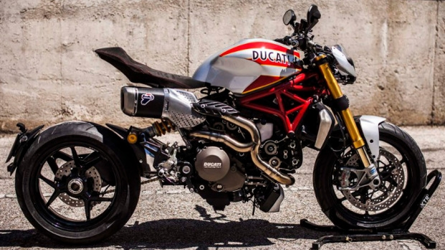 Monster 1200 Siluro by XTR Pepo