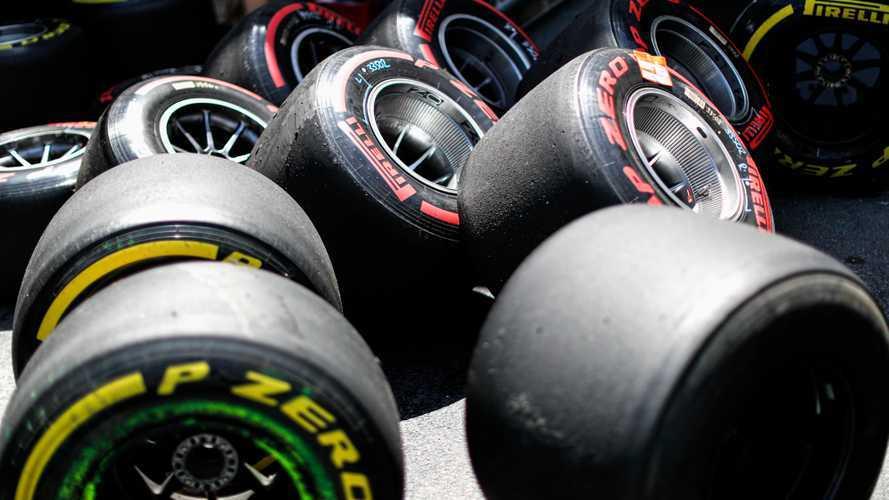 Pirelli plans new F1 tyre construction for British GP