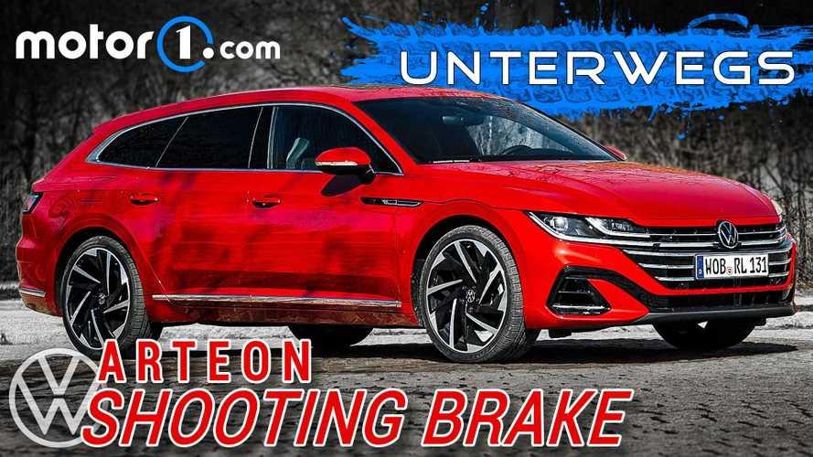 Video: VW Arteon Shooting Brake im Test - Schön... teuer!?