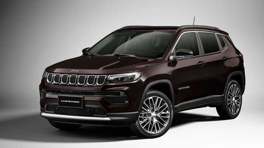 Jeep Compass Limited T270 Turbo Flex 2022