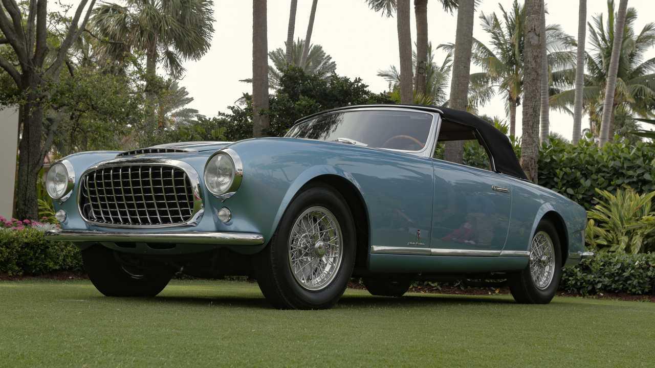 2021 Cavallino Classic - 1952 Ferrari 212 Inter Cabriolet