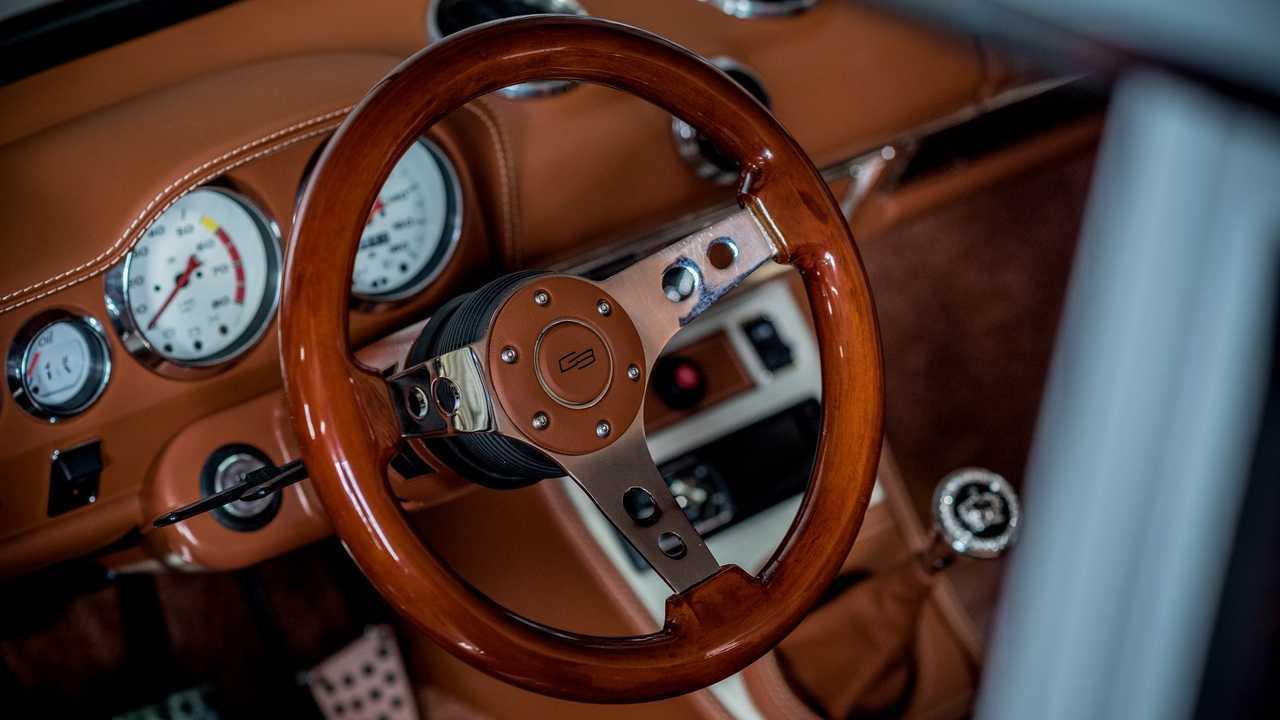 Lada 2101, interior tuning de lujo