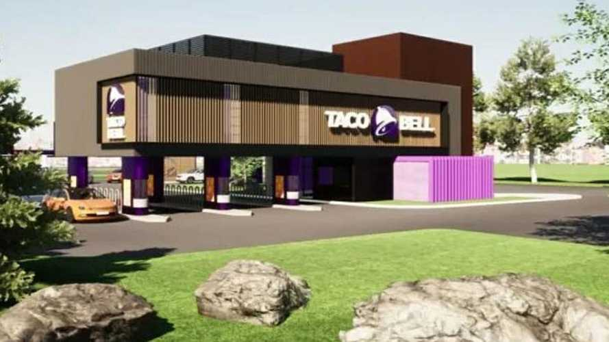 Windowless Taco Bells That Cater Only To Cars Are The Future