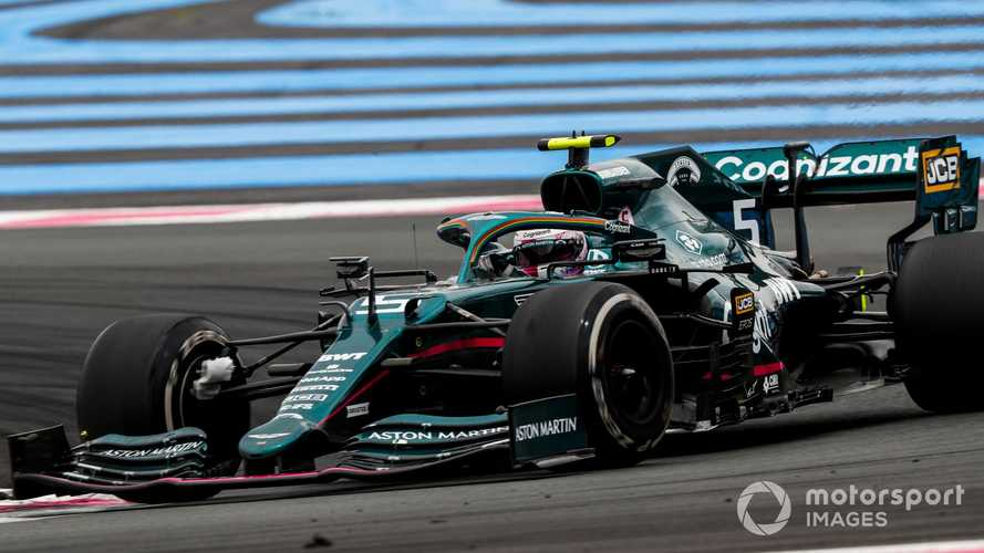 Aston hopes French GP result silences cheating accusations