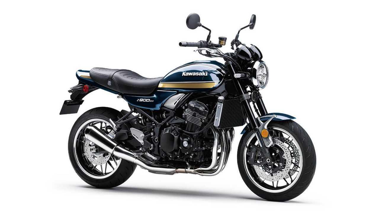 2022 Kawasaki Z900 RS - Main