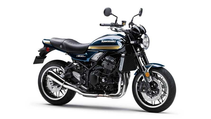 Kawasaki Launches 2022 Z900 RS In Candy Tone Blue