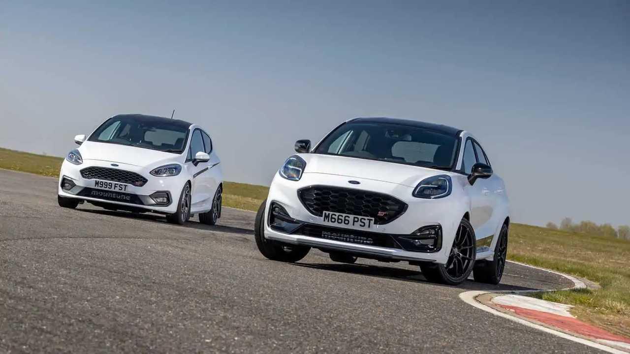 Ford Fiesta et Puma ST revus par Mountune