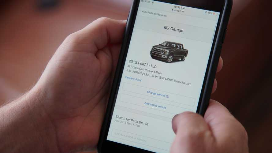 eBay's My Garage Can Search For Every Part That Fits Your Car At Once