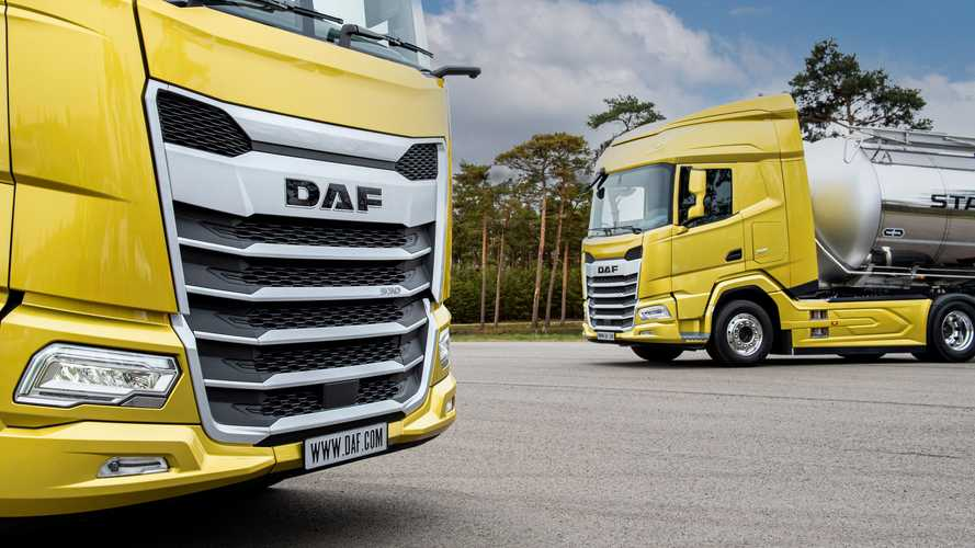 DAF New Generation, i nuovi camion pesanti a portata di click