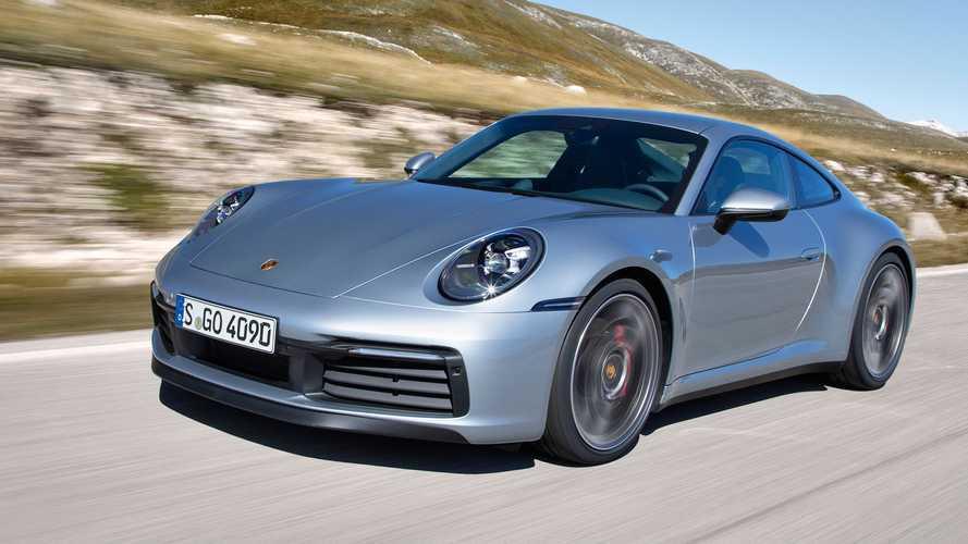 Porsche-Chef Blume: Einen Elektro-911 wird es nicht vor 2030 geben