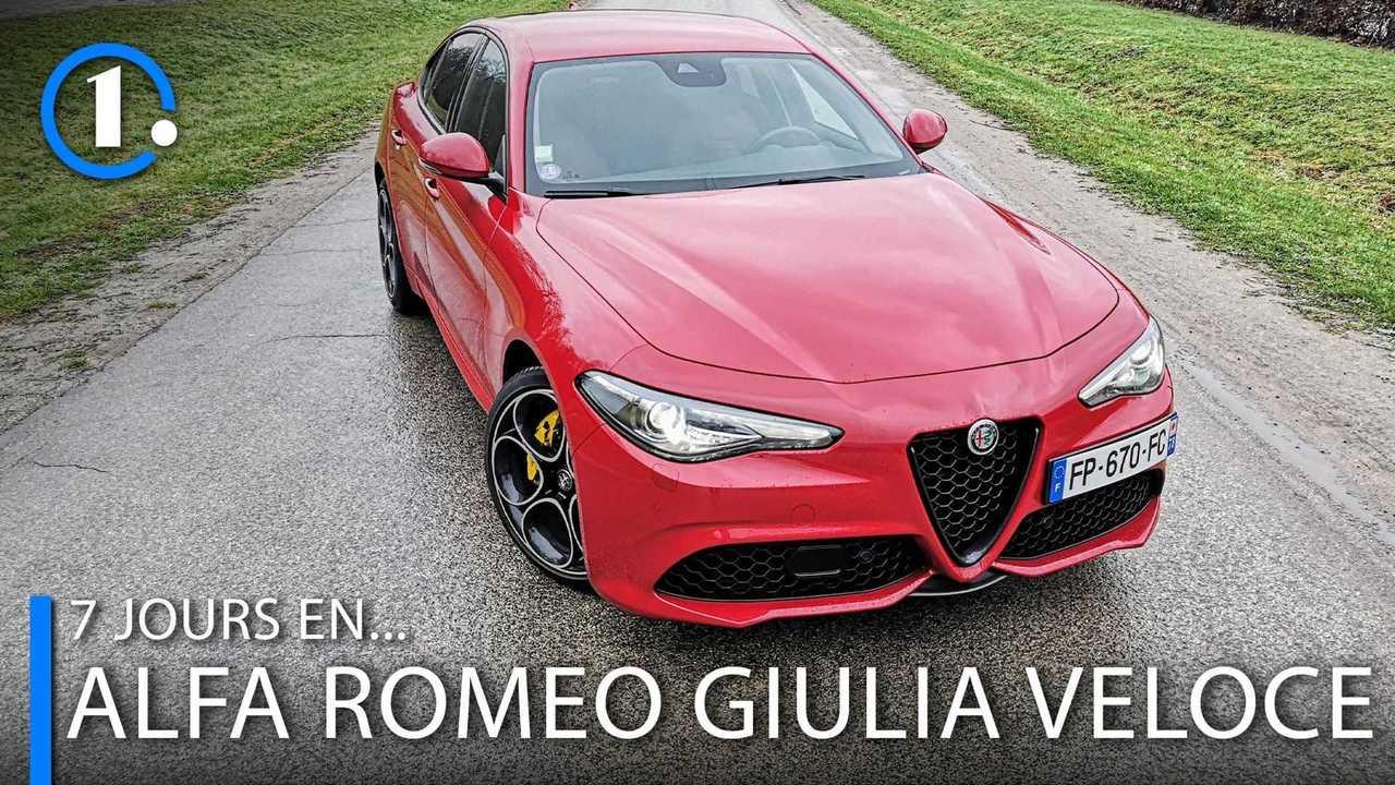Essai Alfa Romeo Veloce