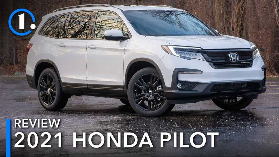 2021 Honda Pilot Review: Carpe Noctem
