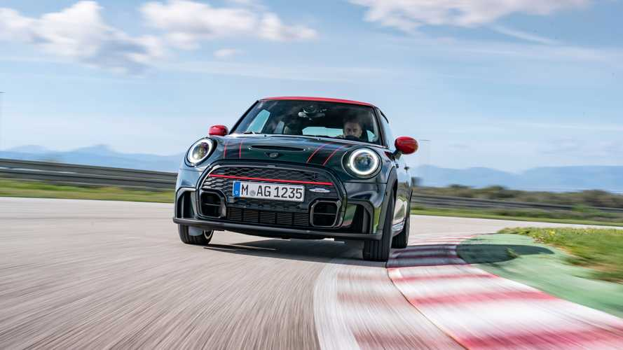 2021 Makyajlı MINI John Cooper Works