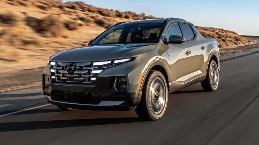 2022 Hyundai Santa Cruz revealed with little proportions, big style