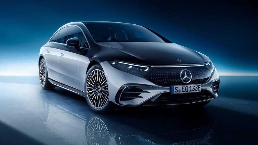 Mercedes-Benz EQS 450+ и EQS 580 Edition One