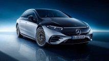 Mercedes EQS (2021) enthüllt: Das ist die neue Elektro-Limousine