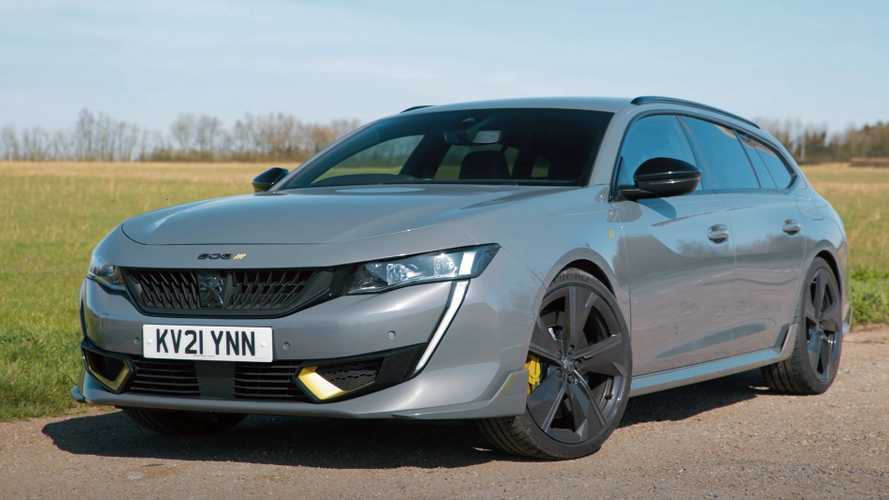 Peugeot 508 SW PSE Is Better On Paper, In Photos Than In Real Life