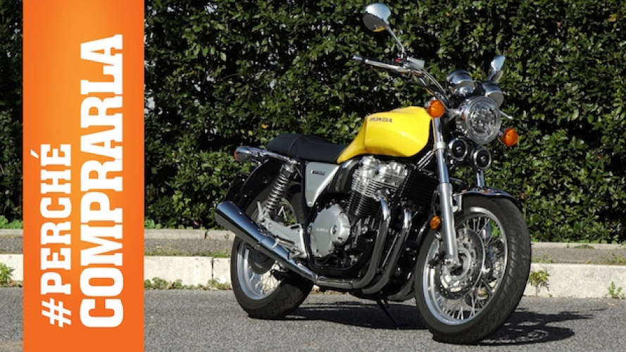 Honda CB1100EX & RS: Perché comprarla... e perché no [VIDEO]