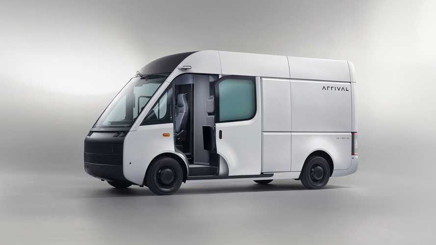 Arrival Van, la furgoneta eléctrica del futuro que llegará en 2022