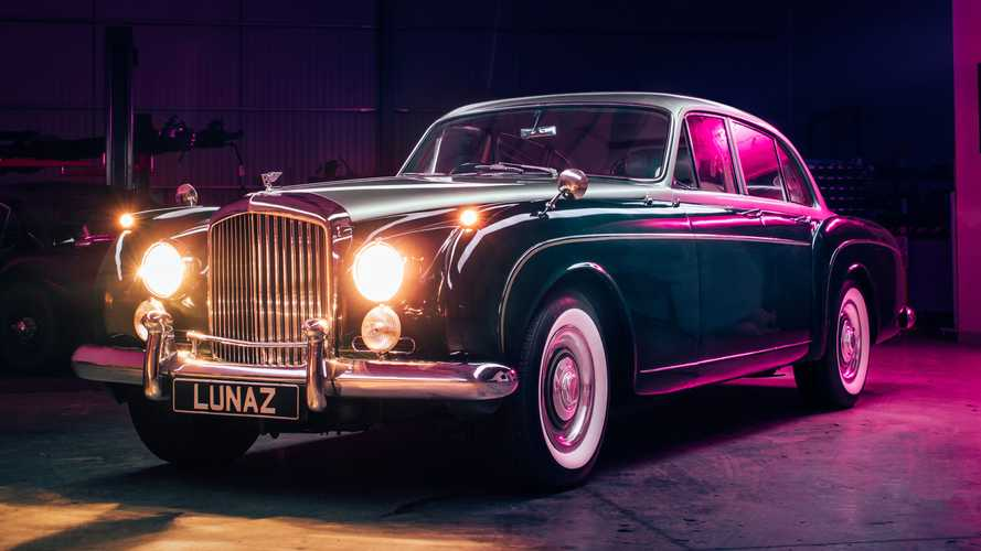 Classic Bentley gets electric power courtesy of Lunaz, costs half million