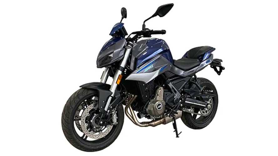 Could the QJ SRK 700 Soon Become A Benelli Streetfighter?