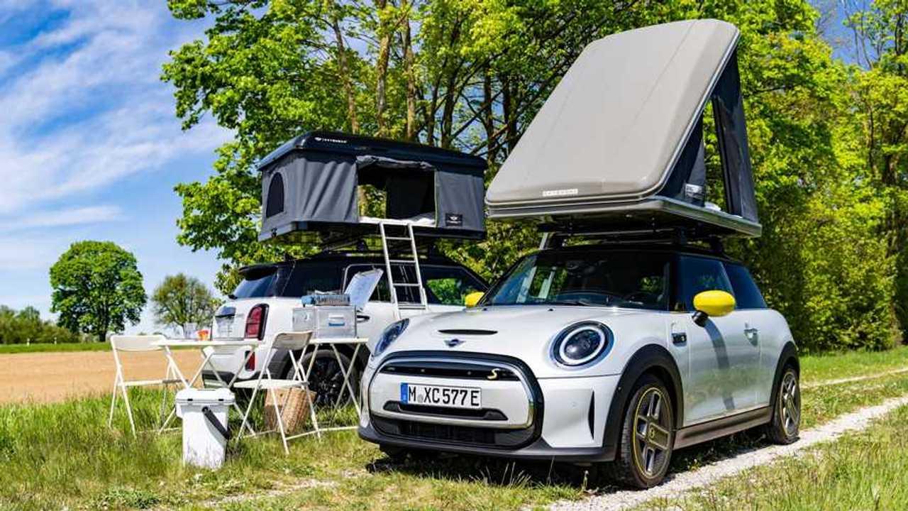 Mini Cooper SE, Countryman All4 - Tende da tetto