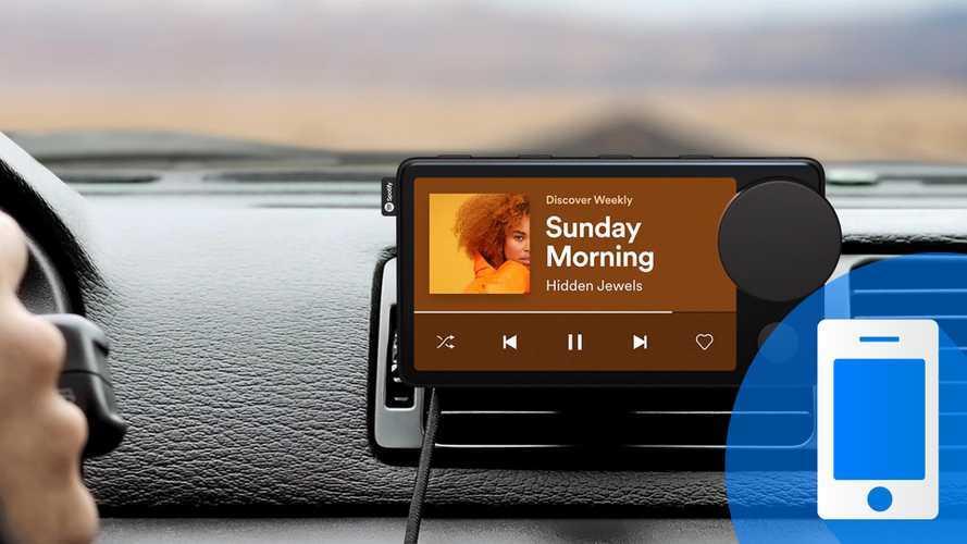 Cos'è Spotify Car Thing, il telecomando per la musica in auto