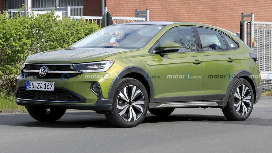 Nivus no Brasil, Volkswagen Taigo já é flagrado na Europa