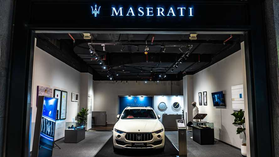 Maserati x Zegna Lahirkan Levante Berdesain Interior Spesial