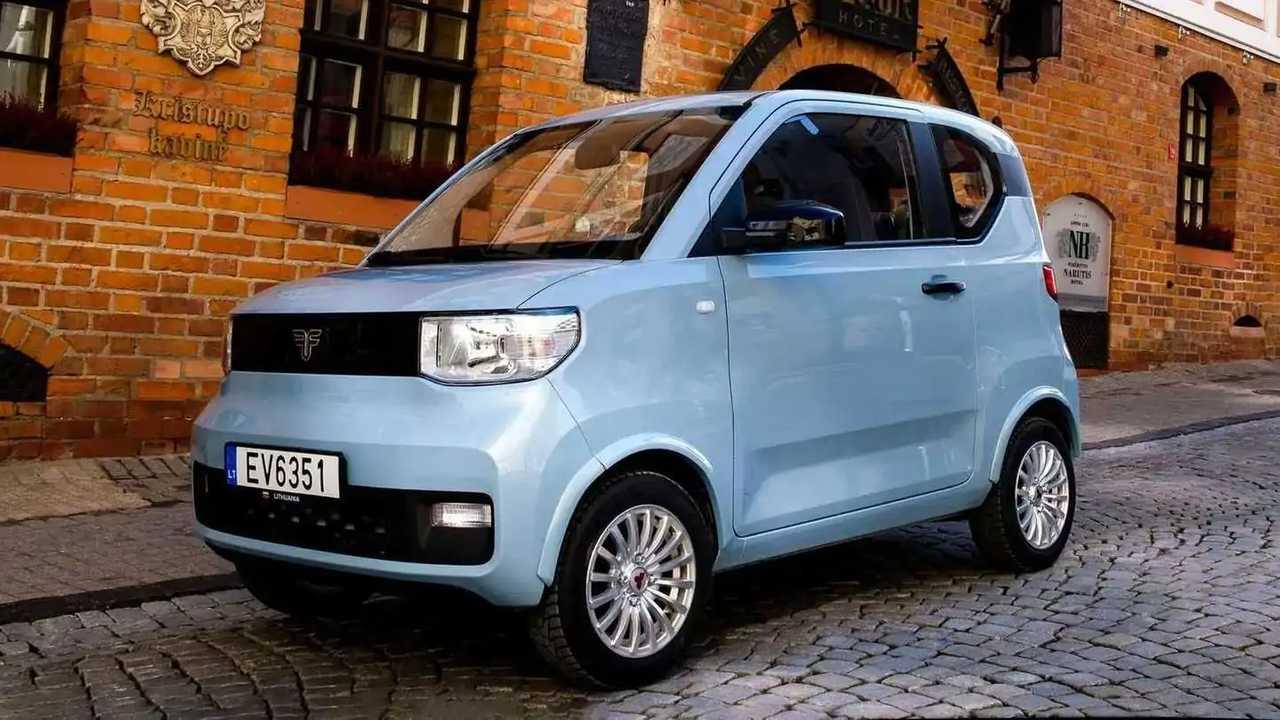 Wuling Hongguang Mini EV / FreZe Nikrob