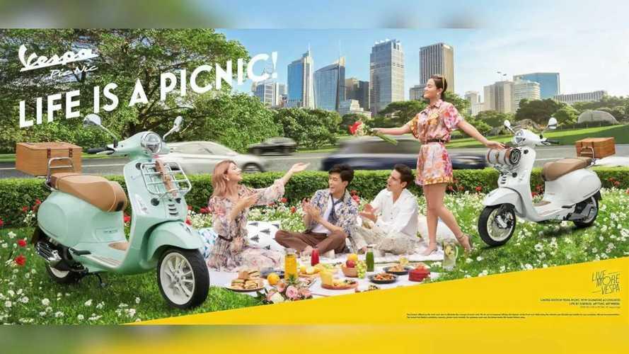 Vespa Primavera 150 Pic Nic Edition