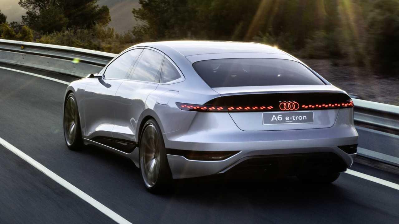 Audi A6 e-tron conceito