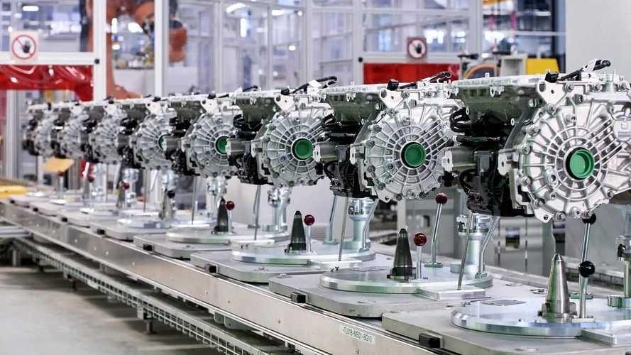 BMW inicia produção em série de motores elétricos para iX e i4