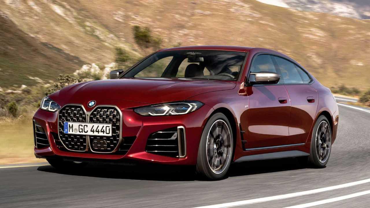 BMW Série 4 Gran Coupé (2021)