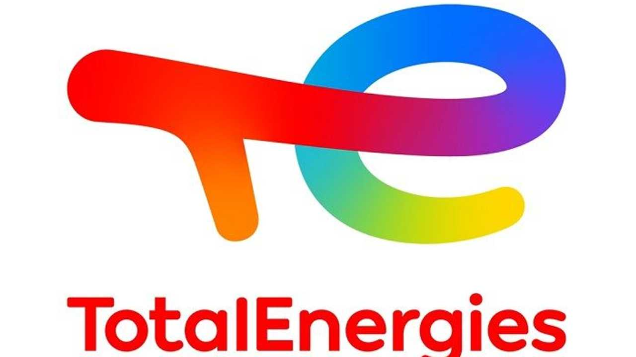 TotalEnergies Logosu