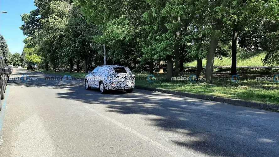 Alfa Romeo Tonale, le prime foto spia
