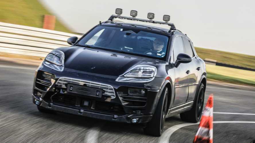 Porsche Macan All Electric Sudah Dibuatkan Prototipe Digitalnya