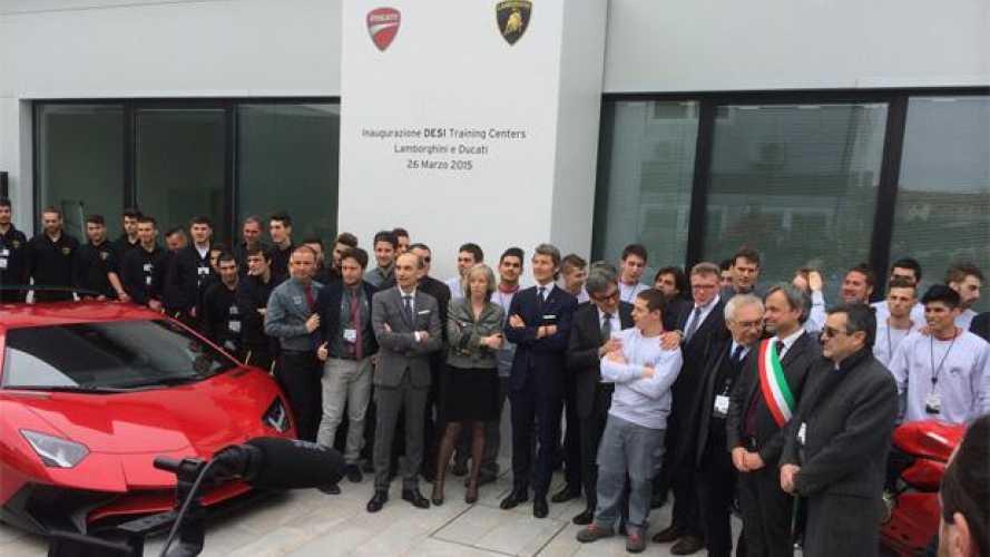 DESI: Ducati e Lamborghini in un progetto formativo per gli studenti