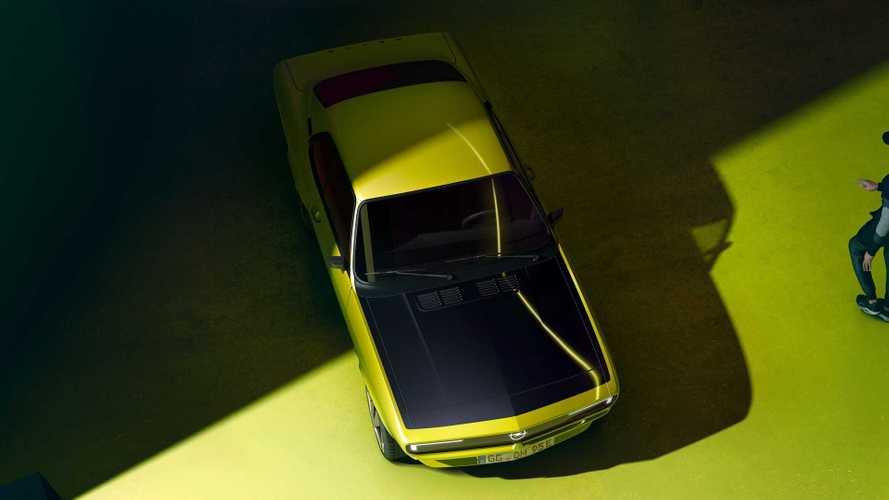 Opel Manta GSe ElektroMOD (2021): Comeback als Elektroauto