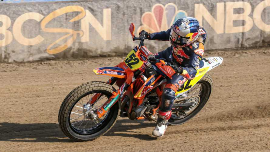 Watch AFT Racer Shayna Texter-Bauman Dominate In The Dirt