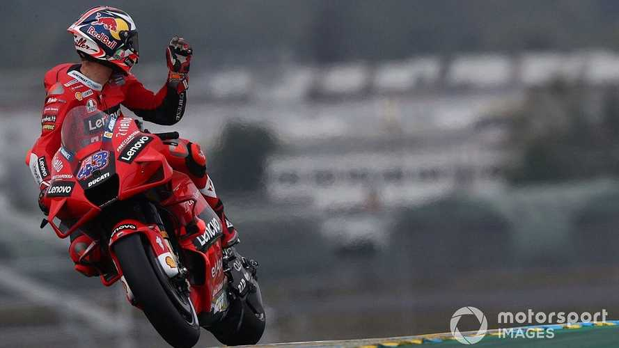Incontestable victoria de Miller en el caos de Le Mans