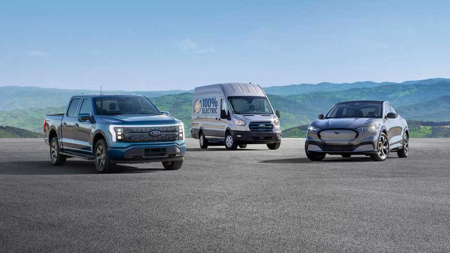 Ford Working On Purely EV US Lineup To Follow European Strategy