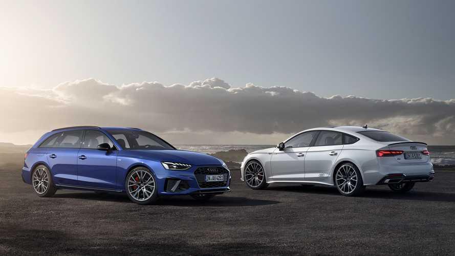 Pack Competition Plus: más estilo para los Audi A4, A5, Q7 y Q8