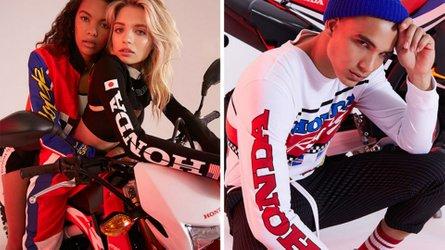 Forever 21 e Honda insieme per celebrare il motocross anni '90